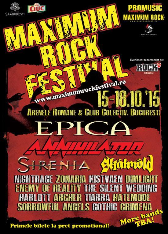 Maximum Rock Festival 2015