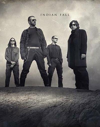 Indian-Fall