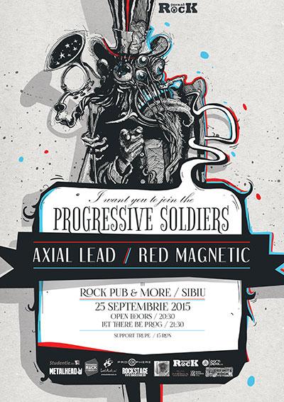 Progressive Soldiers Sibiu
