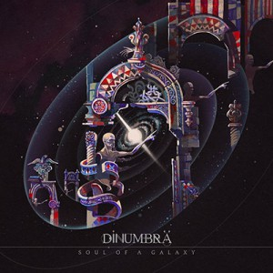 DinUmbra-cover-Soul of a Galaxy-2015