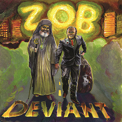 Zob Deviant Cover 24oct