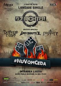 #NuVomCeda-feb