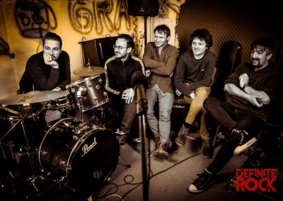 Profil de Rocker - The Amsterdams