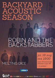 afis RATB @Backyard Acoustic Season