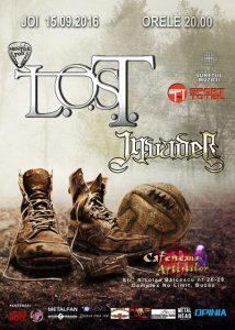 Lost Invader Buzau