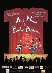 Concert n' 4 cu Ada Milea la Timişoara