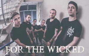 For The Wicked va concerta la Rock pe 2 Roți la sfârșitul lunii iunie
