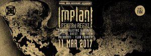 Implant Pentru Refuz lansează albumul ACUSTIC (LIVE@UNIRII5)