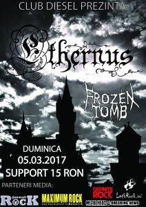Cronică de concert: Ethernus în Diesel Club Zalău