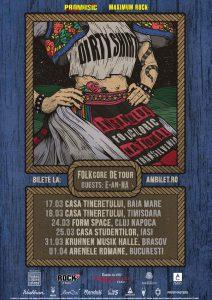 Cronică de concert: Dirty Shirt şi E-An-Na în /Form Space Cluj-Napoca