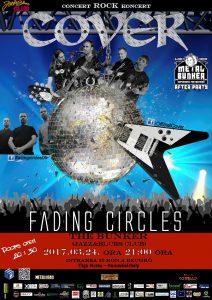 Concert Fading Circles și Cover la Târgu Mureș