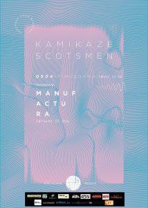Kamikaze Scotsmen (Ungaria) în premieră în România