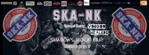 Ska-Nk şi Voodoo Healers live, de 1 aprilie, la Baia Mare