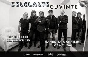 Concerte Celelalte Cuvinte în week-end-ul viitor la Bucureşti, Petroşani şi Cluj-Napoca
