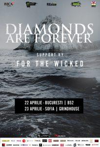 Diamonds Are Forever vor prezenta noul lor album la Bucureşti