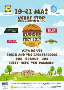 BURGERFEST 2017 – Programul festivalului și regulile de acces