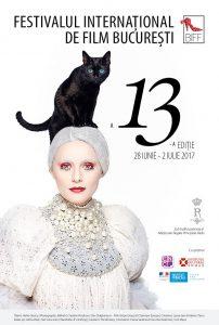 Cea de-a treisprezecea ediție a Festivalului Internațional de Film București