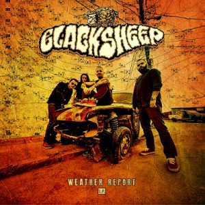"BLACKSHEEP a lansat EP-ul ""Weather Report"" și un nou videoclip"