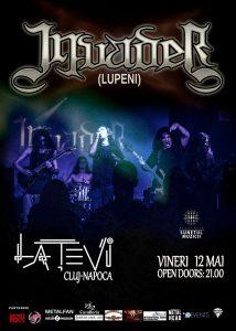 Concerte Invader la Cluj și Deva