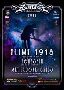 Klimt 1918, Koneskin şi Methadone Skies la SoundArt Festival 2018