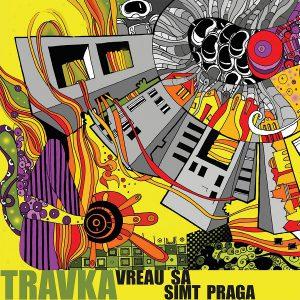 """Travka a aniversat 15 de activitate ani și a lansat în premieră pe CD albumele """"Vreau să simt Praga"""" şi """"Okean"""""""