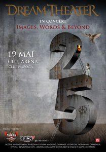 Mai puţin de 2 săptămâni rămase până la concertele Dream Theater de la Cluj-Napoca şi Bucureşti
