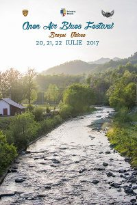 Open Air Blues Festival Brezoi – Vâlcea 2017