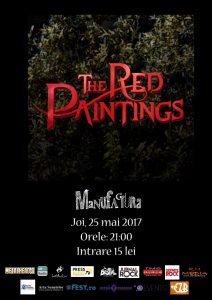 Australienii de la The Red Paintings în concert la Timişoara