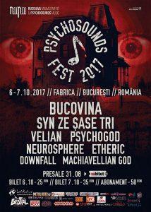 Line-up final Psychosounds Fest