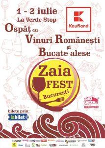 ZAIAFEST – Programul festivalului și regulile de acces