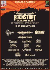 Concurs: câștigă chitara Rockstadt Extreme Fest!
