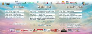 Programul complet de la Open Air Blues Festival Brezoi – Vâlcea 2017