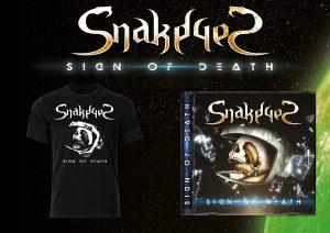 "SnakeyeS a lansat un videoclipul piesei ""Sign of Death"""