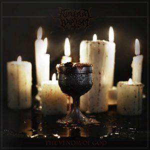 FUNERAL BAPTISM anunţă titlul şi grafica coperţii albumului de debut