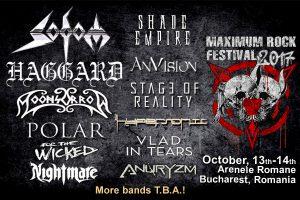 S-au pus în vânzare biletele Meet & Greet pentru Maximum Rock Festival 2017
