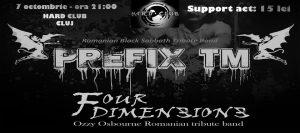 Tribut Ozzy Osbourne și Black Sabbath în Cluj-Napoca