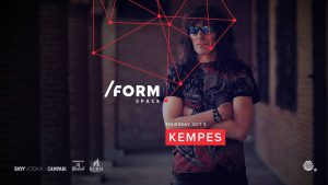 Concert Kempes în /FORM Space Cluj-Napoca