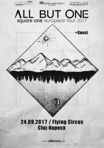 All But One concertează la Cluj Napoca