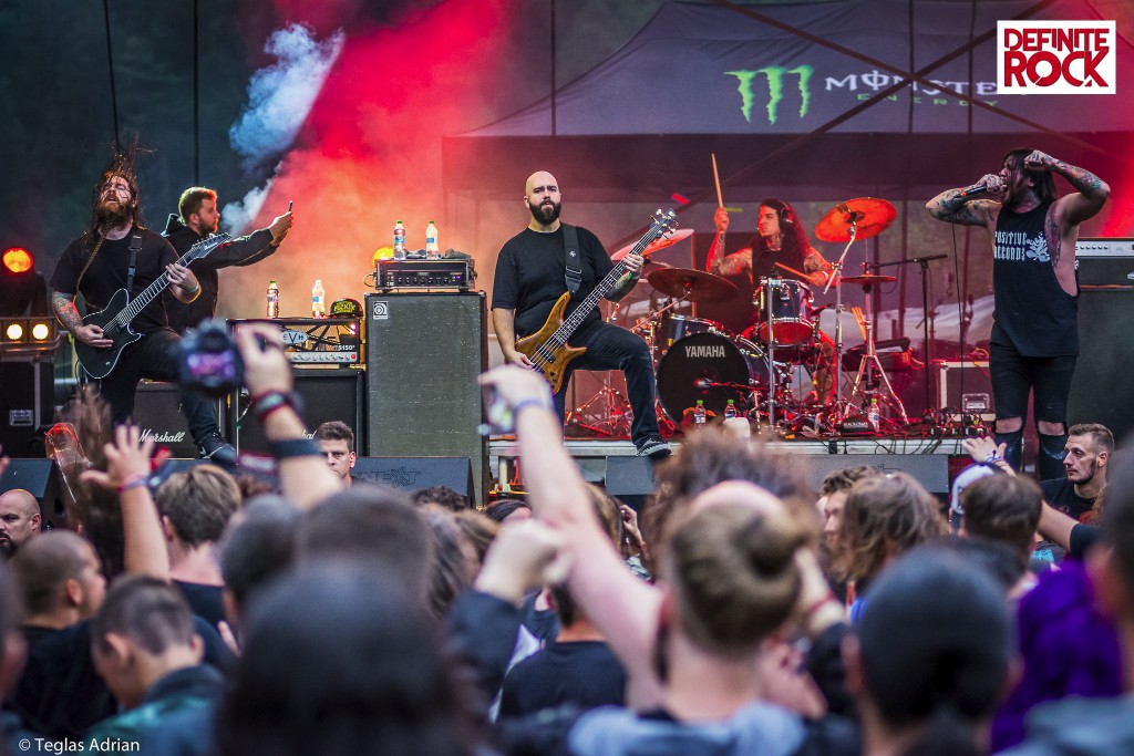 Fit for an Autopsy @ Rockstadt Extreme Fest 2017