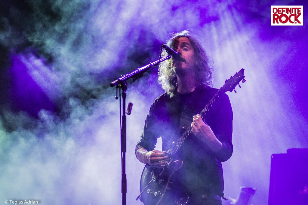 Opeth @ Rockstadt Extreme Fest 2017