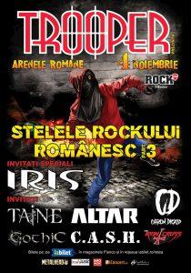 """""""Stelele Rockului Românesc"""" se întorc la Arenele Romane cu o noua ediție de colecție"""