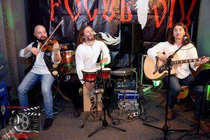 Concert FOCUL VIU în Rock'n'Roll Center Zalău