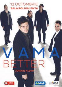Cum se pregătește Vama pentru cel mai complex show din cariera formației