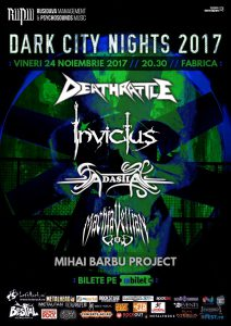 Dark City Nights 2017