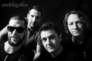 """Melting Dice lansează albumul de debut """"Cord Cablu Creier"""". Concerte de promovare la Bucureşti, Iaşi, Cluj şi Constanţa"""