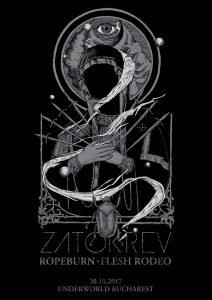 Zatokrev [SUI], Ropeburn și Flesh Rodeo – în Underworld