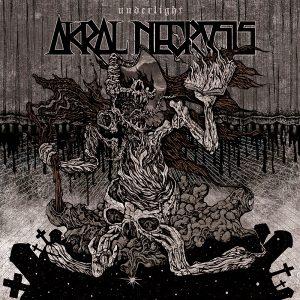 """""""Underlight"""", al doilea album Akral Necrosis, este disponibil acum în format digital"""