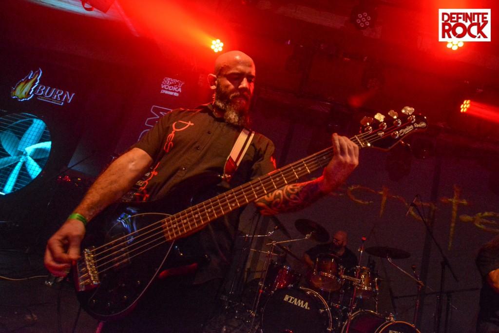 Desecrate @ Klausenburg Metal Gathering, /Form Space Cluj-Napoca – 17 noiembrie 2017