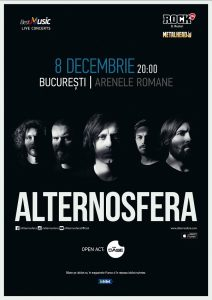 The Case cântă alături de Alternosfera pe 8 decembrie la Arenele Romane