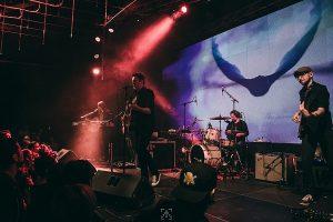 """Trupa byron lansează videoclipul """"City on Fire"""" joi, 30 noiembrie, la concertul aniversar din Control"""
